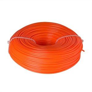 FEPITO – Fil pour débroussailleuse Nylon Ronde 2,4 mm x 96 m