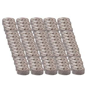 freneci 80x 31mm Granules de Semis de Semis de Semis de Blocs de Sol