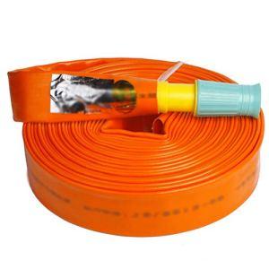 GAOJIAN Tuyau Enduit de Plastique agricole Tuyau d'irrigation antidéflagrant Haute Pression Tuyau de vidange en Plastique Tuyau de PVC