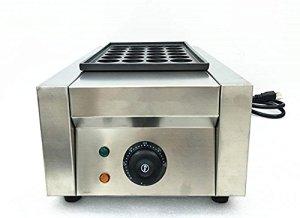 Hanchen Instrument?? Commercial Takoyaki machine Petite pieuvre machine ? poisson ? granul?s Grill machine (One-plate) (?lectrique)