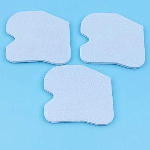 Haoyueda 3 Filtre à air compatible avec McCulloch CS380 CS340 Jonssered CS2234 CS2238 S HUSQVARNA 235 240 236 E GZ380 CHAINSAW 545061801 Pièces de rechange