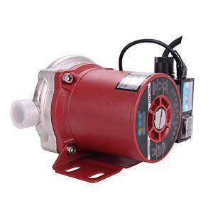 JD Pompe à Eau, Pompe de surpression Domestique entièrement Automatique Pompe de surpression Pompe en Acier Inoxydable tête de Pompe muette 220V Pompe à Eau, 200W / 320w en Option Pompes