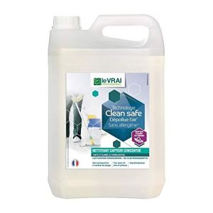 Le VRAI PROFESSIONNEL- Clean safe Nettoyant Capteur Concentré – bidon de 5 L