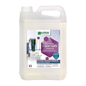 Le VRAI PROFESSIONNEL – Clean safe Odorisant Concentré – bidon de 5 L