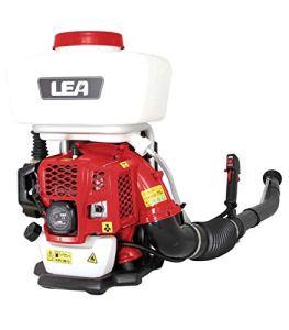 LEA Pulvérisateur à Dos atomiseur Thermique 43 cm3 14 litres LE87427 Poudre et Liquide