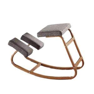 Litty Repose-genoux ergonomique avec coussinet en éponge épaisse pour genoux et genoux – Avec bande antidérapante et anti-rayures – Convient pour les adolescents, les travailleurs, les adultes