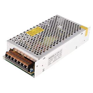 LKAIBIN 12V LED pilote de commutation d'alimentation 110 / 220VAC-DC12V Transformateur de surveillance d'alimentation industrielle d'alimentation universel machines électriques 150W 12.5A