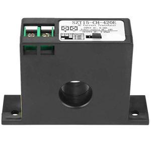 LKAIBIN Capteur de courant, SZT15-CH-420E Capteur de courant émetteur transformateur capteur de courant alternatif Convertisseur 0-50A