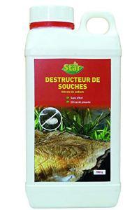 Maisange Start – Destructeur de souches – Detruit et Reduit en Cendre sans Effort, efficacite prouvée DS500