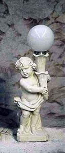 pompidu-living Lampe, Pierre, Feux de Stationnement Putto Sphère 4009 – Terracotta