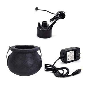 Sidougeri Pot de sorcière Halloween Brumisateur de jardin Brumisateur de paysage Brumisateur