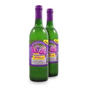 Sweet-Nectar Premium Colibri Concentré de nectar naturel et sans colorant 1,417,5 oz/fait 4 oz (Lot de 2)