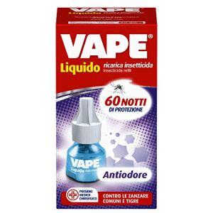 VapeRecharge liquide Insecticide anti-odeurs, lot de 2recharges