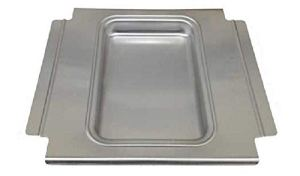 Weber Q200 Series Replacement Gas Grill Catch Pan Holder 80580 replaces 41877