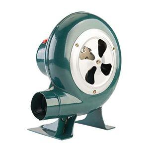 YITIE Ventilateur de Barbecue à Vitesse Variable, Ventilateur de Fumoir de Cheminée à Charbon Forge Blower Forge (30W / 40W / 60W / 80W / 100W)