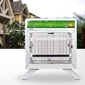 ZYC-WF Jardin extérieur Villa anti-moustique jardin anti-choc électrique léger extérieur étanche -B,D