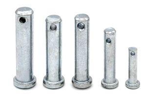 6mm x 25mm [10 pièces] Boulon HEAVYTOOL® Goupille fendue Goupille fendue Boulon de sécurité galvanisé