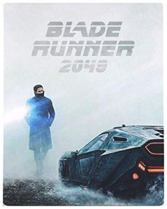Blade Runner 2049 Steelbook [Blu-Ray] [Region Free] (IMPORT) (Pas de version française)