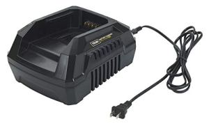 Chargeur de batterie lithium 40V Texas pour outils à batterie