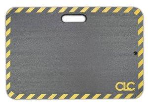 CLC Custom Leathercraft 302 Protège-genoux à absorption des chocs Noir 35,6 x 53,3 cm