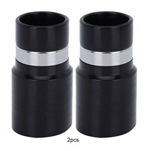 Connecteur de tuyau d'aspiration 2 pièces accessoires d'aspirateur connecteur de tuyau joint mural avec diamètre intérieur tuyau de 32mm