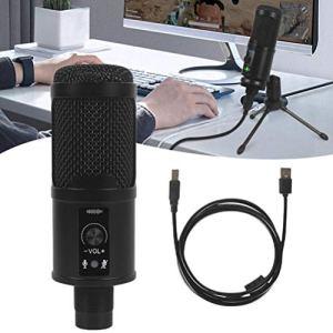 Dan&Dre Ensemble de Microphone Professionnel, kit de Microphone USB 192 K / 24 Bits Ensemble de Microphone à condensateur Professionnel, Micro cardioïde en continu pour Jeu de Diffusion en Direct