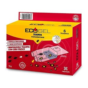 Ecogel 4026Pièges anti-cafards 15g