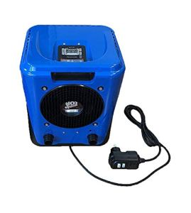 EDENEA – Mini Pompe A Chaleur Piscine Hors Sol – jusqu'à 20 m3 (Voir Carte) – Hotsplash HS35 3350W