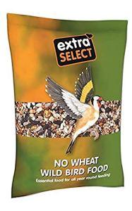 Extra Select Aliment pour Oiseaux Sauvages sans blé 2 kg