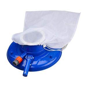 HAOKAN Accessoires de ménage, outil de nettoyage de piscine, aspirateur de piscine, objets flottants, outils de nettoyage de piscine avec tête d'aspiration