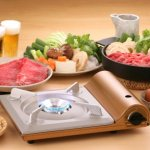 Iwatani cassette Fu master Slim CB-AS-1 – 74mm height stove / type mortar] (japan import)