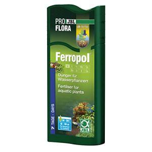 JBL Ferropol 250ml, Fertilisant pour plantes en aquarium d'eau douce