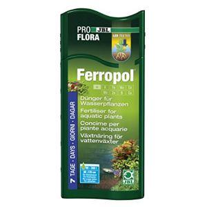 JBL Ferropol 500ml, Fertilisant pour plantes en aquarium d'eau douce