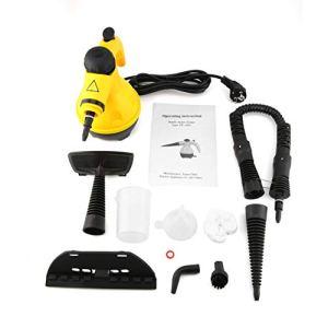 jingshou396 Nettoyeur à Vapeur électrique Portable Outil de Nettoyage Domestique à Vapeur Portable