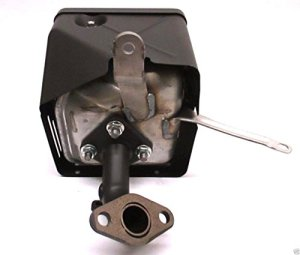 Kohler 17-068-70-S Muffler-asse Genuine Original Equipment Manufacturer (OEM) Part