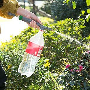 MOC Pulvérisateur à pompe pour bouteilles PET – Avec buse en laiton en métal pour bouteilles en PET