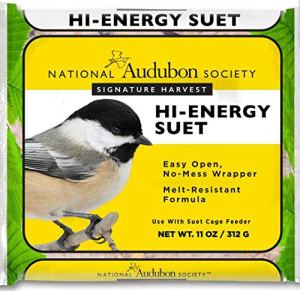 National Audubon Society Signature Harvest Suet