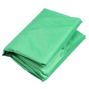 Pasamer Petite Housse Anti-poussière Portable pour Piscine légère, Housse de Meuble, extérieure pour Cour de Jardin(150 * 150 * 20cm)