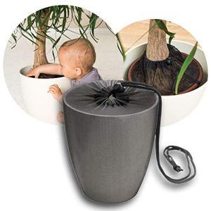 Reer – 83011 – Filet de protection pour plantes – Empêche de retirer le terreau