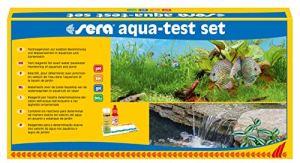 SERA Test de Qualité d'eau pour Aquariophilie Aqua Set