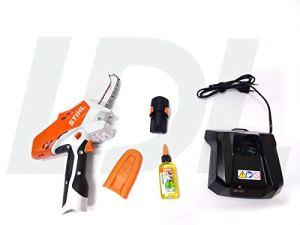 Stihl Coupe-bûches sans fil GTA 26 avec batterie AS 2 et chargeur AL 1