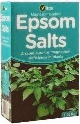 Sulfate de magnésium sels d'Epsom par Vitax 1,25kg