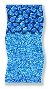 Swimline Liner overlap 5,48 Boulder Bleu Imprime