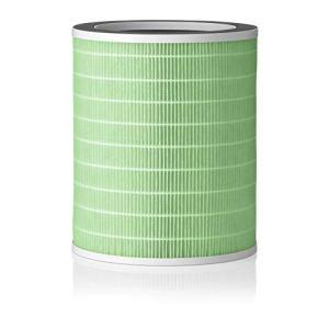 Trebs Filtre à air de rechange 49201 – Filtre à air pour purificateur d'air Trebs 49200 – Filtre à air HEPA H13 – Nettoyage après 360 heures – Échange après 2160 heures – Vert