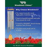 Woodstock Chimes MMBF Magical Mystery Butterfly's Farewell Carillon éolien