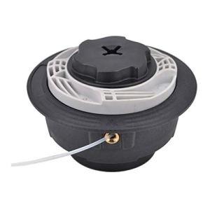 XIAOFANG Fangxia Store Coupe-Herbe Tête de Coupe Fit for Stihl Autocut C6-2 Tondeuse M10x1.25LH Rechange Accessoires Outils