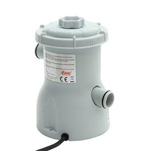 YELLAYBY Pompe à filtre électrique 220V Piscine Filtre de piscine Eau propre Clear Clear Sale Piscine Pompes Pompes Partie Réparable