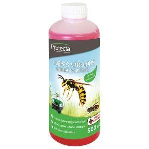 Achat nature – Liquide pour piège guêpes et frelons 500 ml