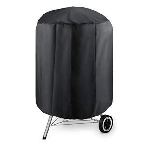 AODOOR Housse de protection pour barbecue – Étanche – Noir – 77 x 58 cm