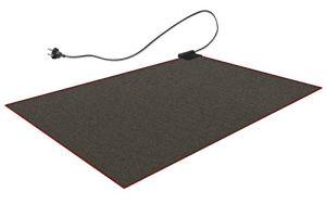 Chauffage pour tapis tapis Chauffage 1,4x 2pour pieds